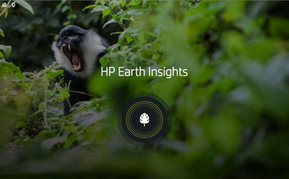 HP Earth Ensights